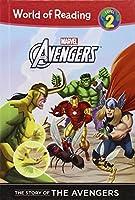 Story of Avengers (World of Reading, Level 2)