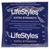 Lifestyles Extra Strength Condoms 144 Pack