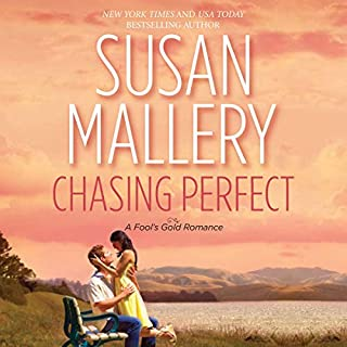 Chasing Perfect audiobook cover art