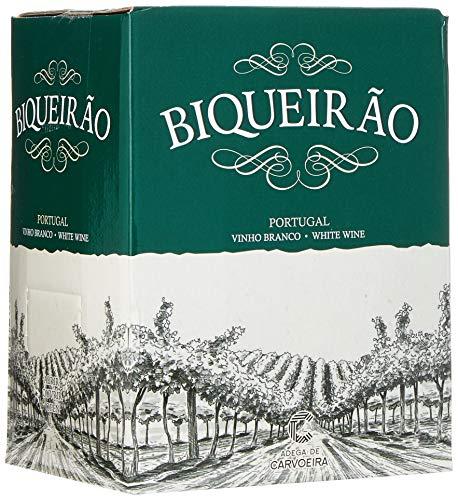 Adega Coop. de Carvoeira Biqueirao Branco Bag-in-Box Fernao Pires trocken (1 x 5 l)