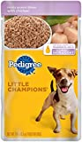 Pedigree Little Champions Meaty Ground Dinner With Chicken Wet Dog Food 5.3 Ounces (Pack Of 24)