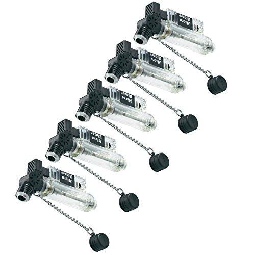 Conrad Electronic Sturmfeuerzeug Pocket Torch Micro Blazer bis 700 Grad 15 min (5 Stück)