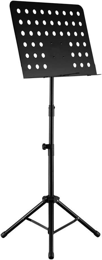 Adjustable Folded Music Inventory cleanup selling sale Traditional stand hold mus musicians for Nippon regular agency