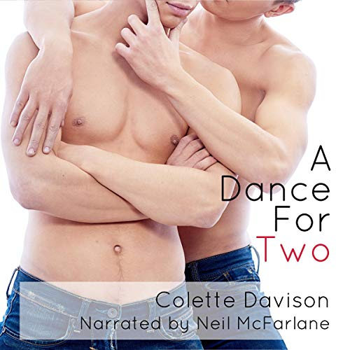 A Dance for Two audiobook cover art