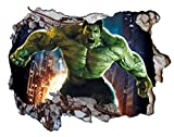 Chicbanners V0403 Wandtattoo, Motiv Marvel The Incredible