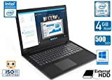 - CEO ETA V3 - Lenovo Notebook V130-15IKB Intel i3-7020U 2,40GHz | 4Go RAM | 500Go SSD | DVD |...