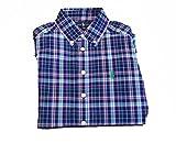 Ralph Lauren - Camisa Manga Larga - Cuadros Multicolor (6 AÑOS)