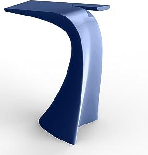 Vondom Table Wing - Navy, Brillant