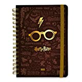 Agenda anual 2022 Semana vista A5 Harry Potter - Agenda Harry Potter - Agenda Semana vista 2022 │ Agenda A5 - Agenda 2022 -...