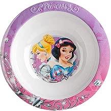 Trudeau Princess Debut Embossed Wide Rim Bowl,