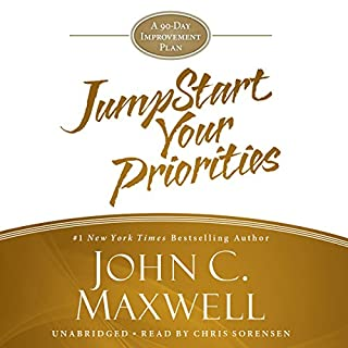 JumpStart Your Priorities cover art