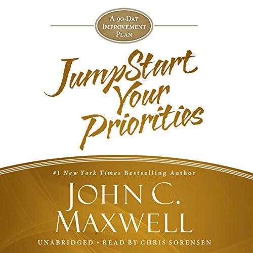JumpStart Your Priorities cover art