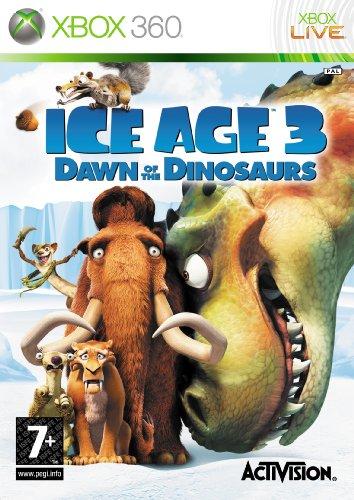 Ice Age 3: Dawn of the Dinosaurs (Xbox 360) [importación inglesa]