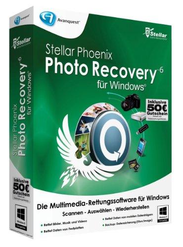 Stellar Photo Recovery 6 für Windows