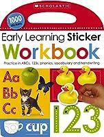 Early Learning Sticker Workbook (Scholastic Early Learners)