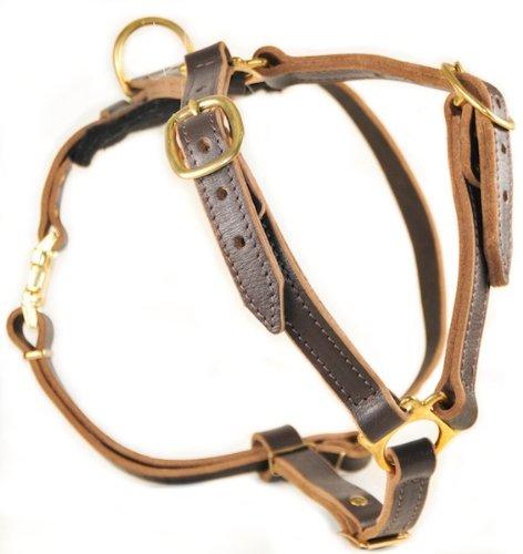 ディーン&タイラー・タイラーズチョイス 革製犬用ハーネス:Lサイズ