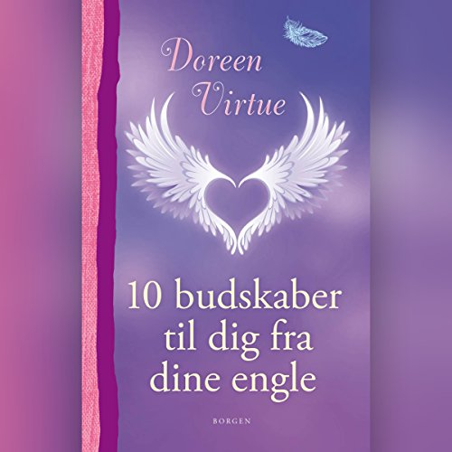 10 budskaber til dig fra dine engle cover art