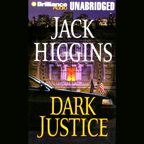 Dark Justice cover art