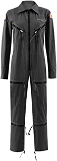 Xiao Maomi Ellen Cosplay Costume Flight Pilot Zipper Jumpsuit Astronaut Uniform for Women Halloween Outfit