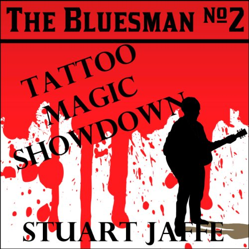 The Bluesman #2 cover art