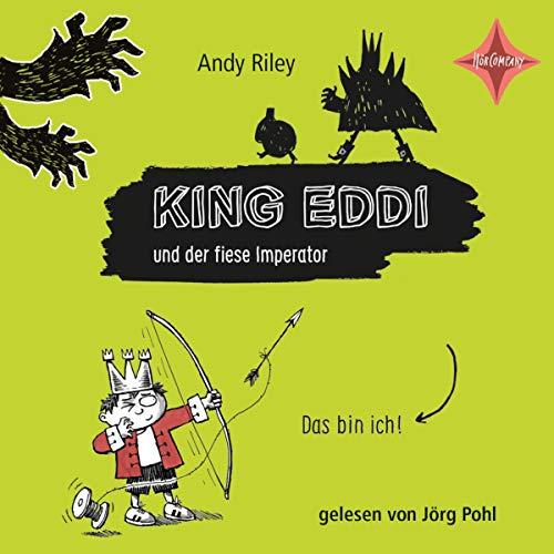 Page de couverture de King Eddi und der fiese Imperator