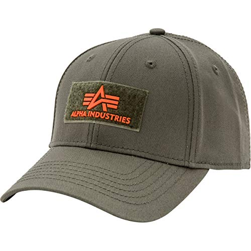 Alpha Industries Cap VLC II, Farbe:Dark Green, Größe:one size