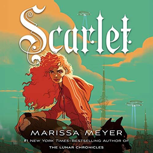 Scarlet cover art