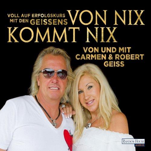 Von nix kommt nix audiobook cover art