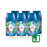 Air Wick Freshmatic Recambios Fragancia Oasis Turquesa - pack de 6 x 250 ml - Total: 1500 ml