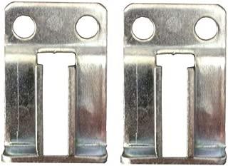 Flush Mount File Bracket Clips (4 per pkg) #5020