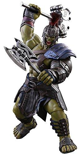 Hot Toys HT903105 - Figura de Hulk (1:6), diseño de Gladiador, Multicolor