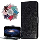 MRSTER Honor 8X Case Flip Premium Wallet Phone Case PU