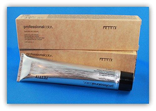PREVIA Professionalcolor Permanent Colour Haarfarbe in Cremeform – 4.3 Goldbraun, 100 ml