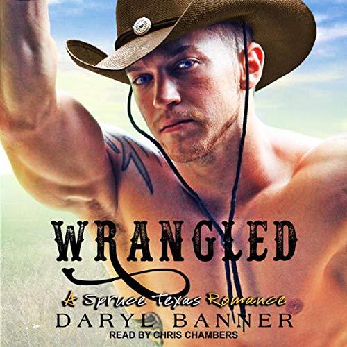 Wrangled audiobook cover art