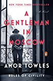 A Gentleman in Moscow - A Novel - Penguin Books - 20/10/2017
