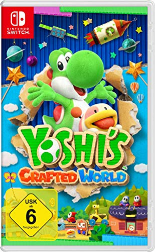 Yoshi's Crafted World - [Nintendo Switch] [Edizione: Germania]