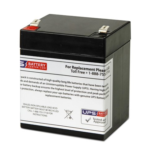 NEATA NT12-5A 12V 5Ah F2 Replacement Battery