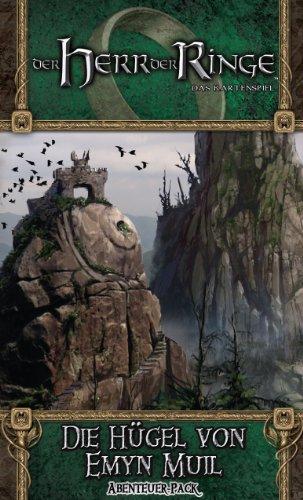 Heidelberger HE353 - Herr der Ringe Kartenspiel: Die Hügel von Emyn Muil - Abenteuer Pack