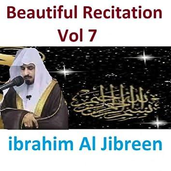 Beautiful Recitation, Vol. 7 (Quran - Coran - Islam)