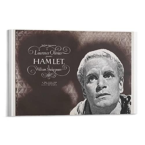 Shuangyou Hamlet - Póster de película clásica de Gran Bretaña para pared (30 x 45 cm)