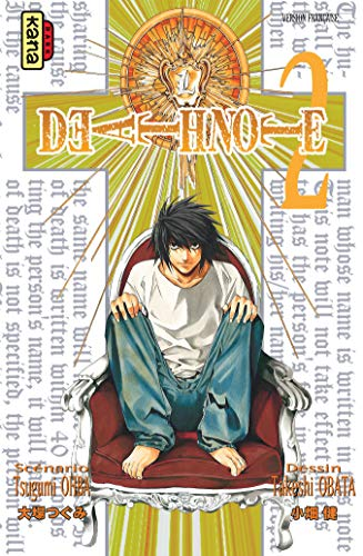 Death Note, tome 2