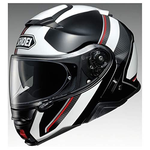 Shoei Excursion Neotec 2 Modular Motorcycle Helmet - TC-5 / Large
