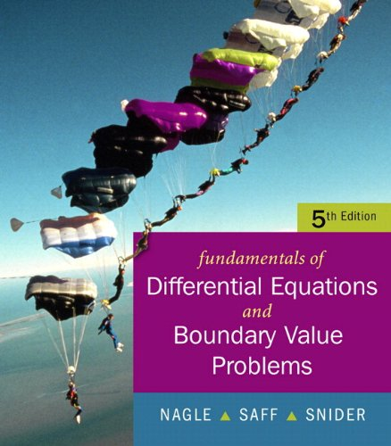Fundamentals of Differential Equations and Boundary Value...