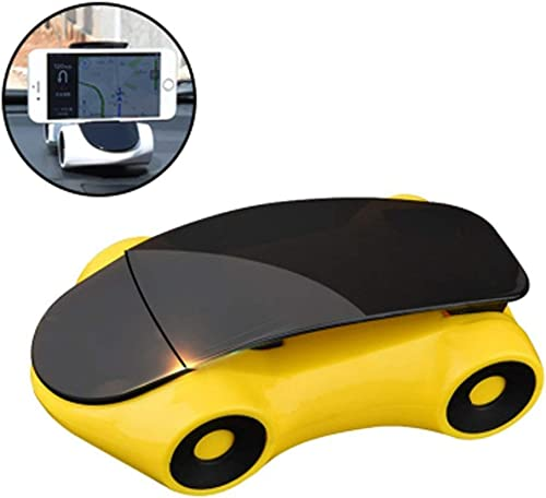 MODERN IN Car Shaped Design Dashboard Decorative Car Mobile Mount Holder For All Smartphones And GPS Accessories