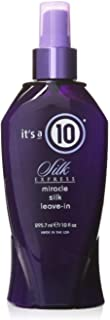 it's a 10 Silk Express Miracle Silk Leave-In 10 oz (Pack of 2)