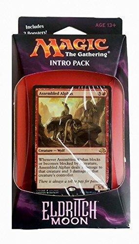 Eldritch Moon Intro Pack - englisch - MTG Deck Magic The Gathering MTG Deck, Intro Pack:Untamed Wild
