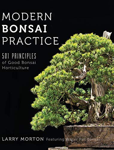 Modern Bonsai Practice: 501 Principles of Good Bonsai Horticulture