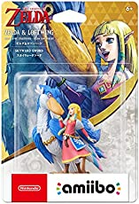 Nintendo Amiibo - Zelda & Loftwing - The Legend of Zelda: Skyward Sword HD - Nintendo Switch
