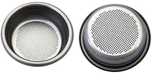 Sieb / Filter 2 Tassen für Rancilio Espressomaschine