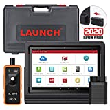 LAUNCH X431 V+(Upgrade Version of X431 V PRO) Bi-Directional Diagnostic Scan Tool Full System obd2 Scanner 30+ Reset Functions, Key Programming,ECU Coding,Active Test,TPMS Gift 2 Years Free Update